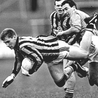 In the Irish News on April 10 1997: Surprise at only four Crossmaglen stars in Armagh Championship panel