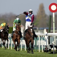 The pressure is off One For Arthur says Lucinda Russell