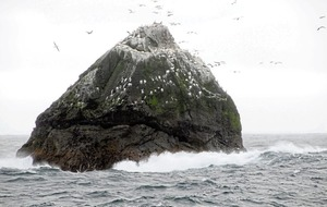 Age-old controversy of Rockall could be re-ignited