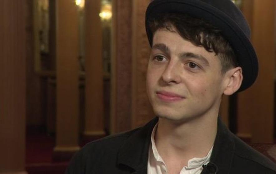 Anthony Boyle: Belfast actor wins Olivier award