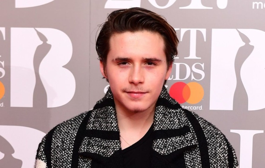 Brooklyn Beckham makes it snappy with second tattoo