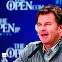 On this Day - April 10 1989: Nick Faldo won his first Masters title, beating Scott Hoch in a play-off at the second extra hole in Augusta