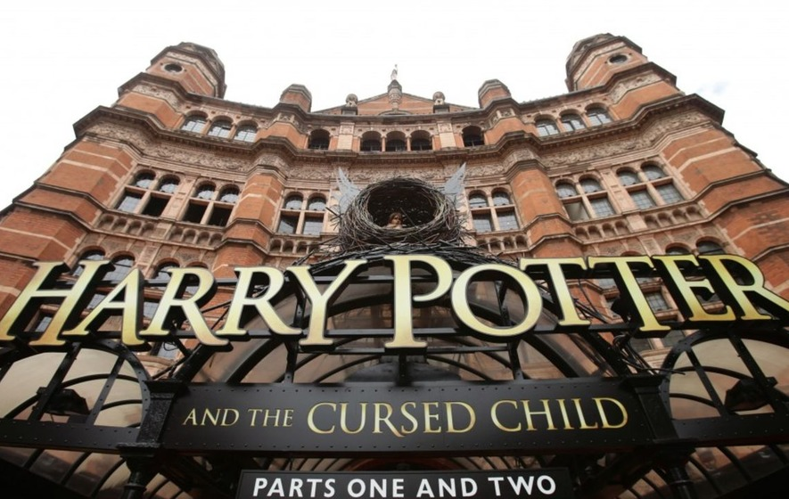 More magic as Harry Potter And The Cursed Child picks up nine Olivier Awards