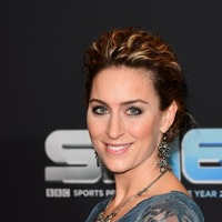 Amy Williams opens up about becoming a mother