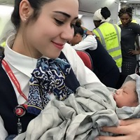 Turkish Airlines cabin crew help deliver baby at 42,000ft after woman unexpectedly goes into labour