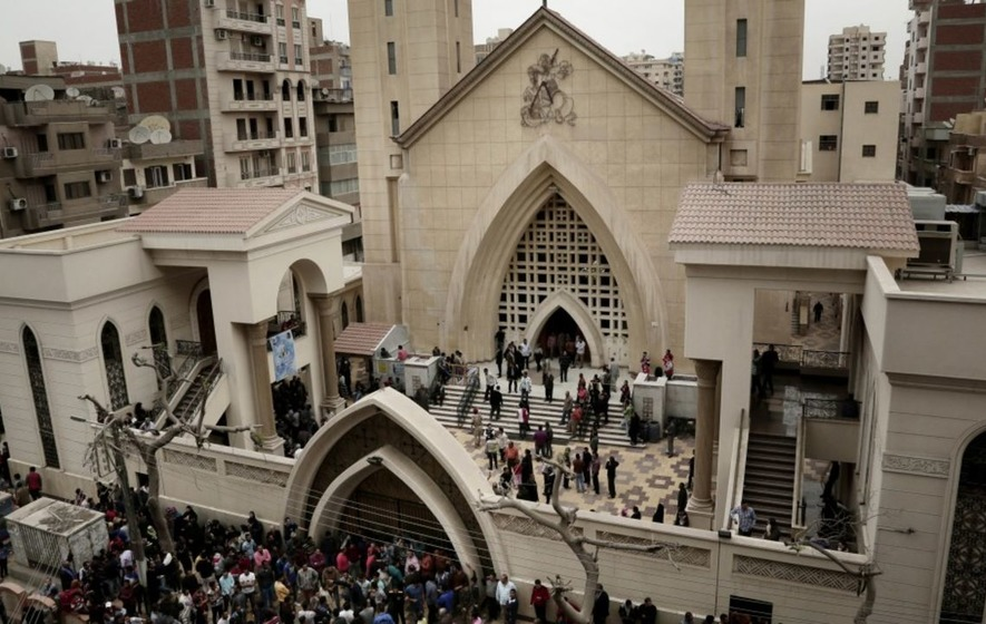 Everything you need to know about the Palm Sunday bombings in Egypt
