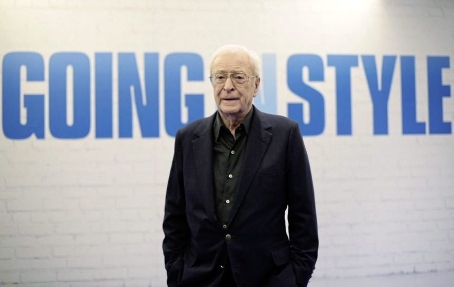 Michael Caine at 84: I haven't started batting yet, not to mind a good innings