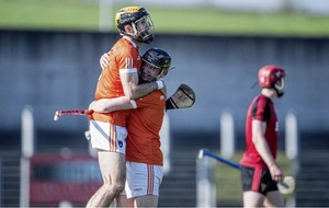 Behind enemy lines - Armagh's Ciaran Clifford enjoys victory over Ardsmen