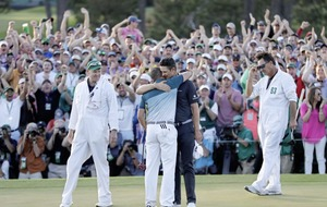 Sergio Garcia sets sights on more Majors after thrilling Masters success
