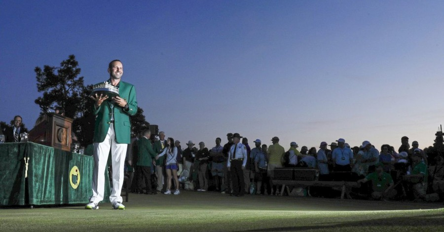 Sergio Garcia Sets Sights On More Majors After Thrilling Masters Success The Irish News