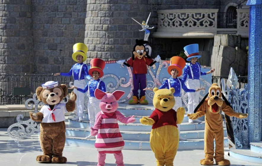 Disneyland Paris gets extensive revamp to celebrate 25th anniversary