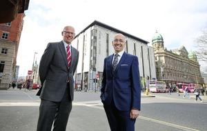 Global accountancy firm to move into Danske Bank Belfast headquarters