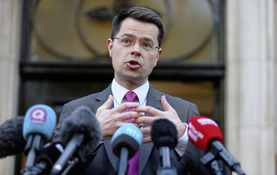 James Brokenshire: I will fast-track laws if Stormont deal is reached