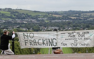 Parliamentary watchdog backs ban on fracking in Republic