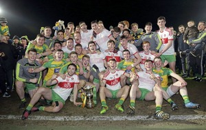 Video: Donegal overcome Derry to claim Ulster U21 Football Championship title