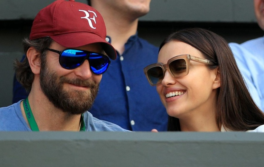 Bradley Cooper and Irina Shayk 'welcome baby daughter Lea ...