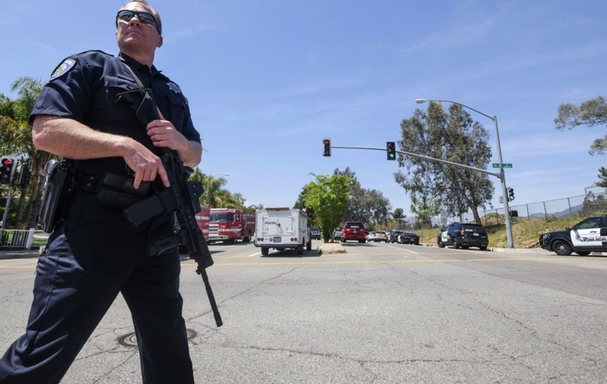 Everything we know so far about the San Bernardino school shooting