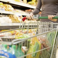 Inflation remains steady - but shoppers hit at the tills with higher food prices