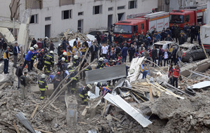 One dead and several hurt in Turkey explosion
