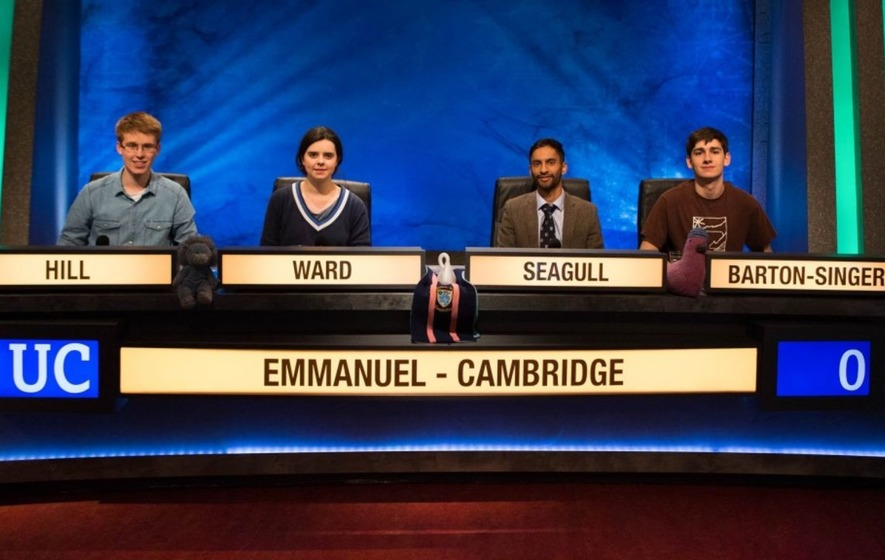 Maths series could be next move for University Challenge favourite Bobby Seagull