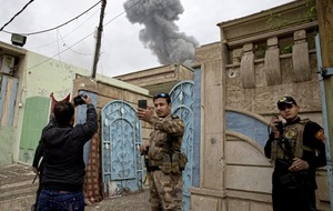 Islamic State loses three quarters of territory it once controlled in Iraq
