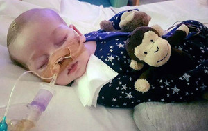 Judge rules against more life-support treatment for baby Charlie Gard