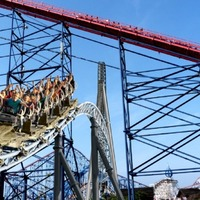 Here's a sneak peek at the new rollercoaster coming to Blackpool Pleasure Beach