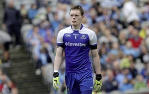 Video: Goalkeeper Rory Beggan makes his point and this one came from play