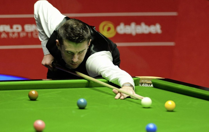 Mark Selby can be the Crucible's leading man again - The Irish News