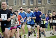 Don Travers coasts to half marathon victory at Castleward