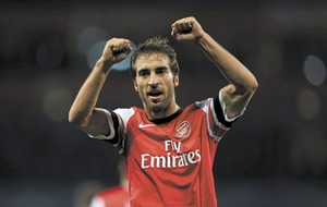 Mathieu Flamini spares a thought for his former Arsenal colleagues