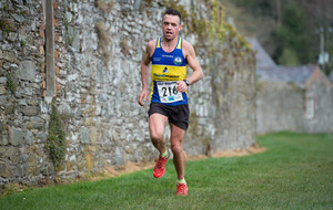 Don Travers coasts to half marathon victory at Castleward