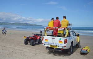 RNLI lifeguards to patrol Causeway Coast beaches over Easter
