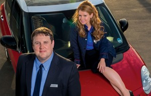 Video: Return of Peter Kay's Car Share is ratings success