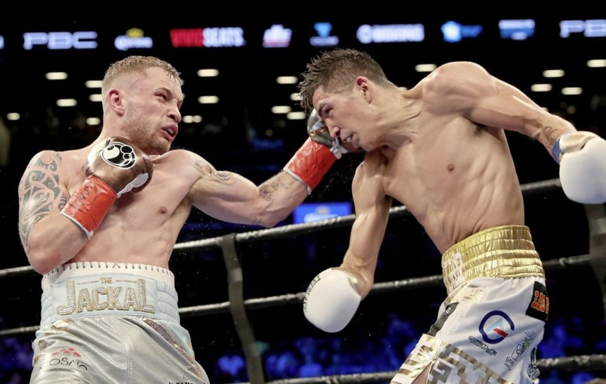 I don't think I would beat Vasyl Lomachenko admits Carl Frampton