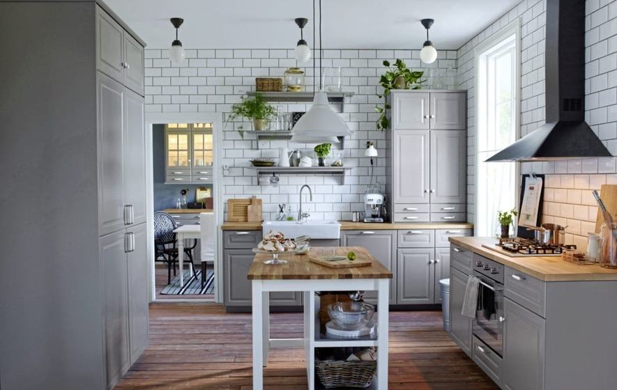 Elegant Netting A Bargain: Get A New Kitchen With Interest Free Finance At Ikea