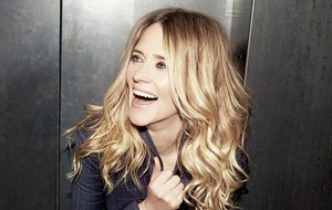 Edith Bowman: It's not selfish to look after yourself