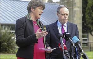 Arlene Foster: We want to better understand the Irish language