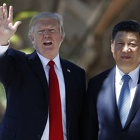 Twitter did not react well to Donald Trump telling the Chinese president about Syria strike over 'beautiful chocolate cake'
