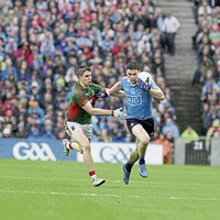 Lee Keegan believes Mayo can still win Sam Maguire