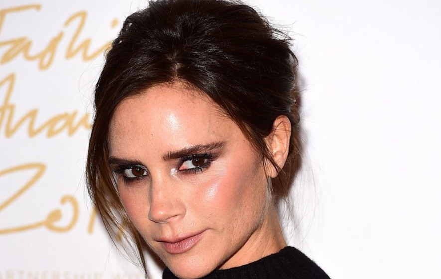 Victoria Beckham introduces five-year-old Harper to family trademark