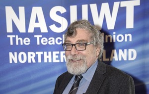 Belfast teacher is new NASUWT national president