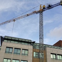 North's construction output reaches five year high