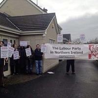 Protestors and politicians outrage at Roslea GP closure