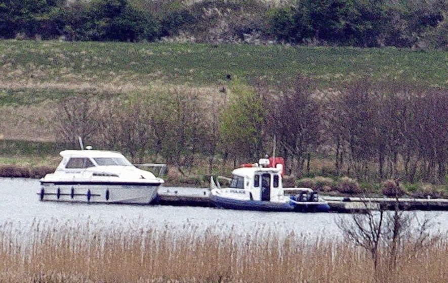 Husband of Donegal woman jumped in and desperately tried to find his wife after she fell overboard from boat on Lough Erne