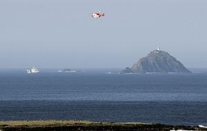 Mayo helicopter crash: Report finds lack of data on Blackrock Island