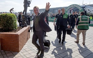 Brendan Rodgers happy to talk up the Celtic collective rather than individuals