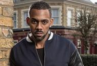 Richard Blackwood revisits rap skills for EastEnders