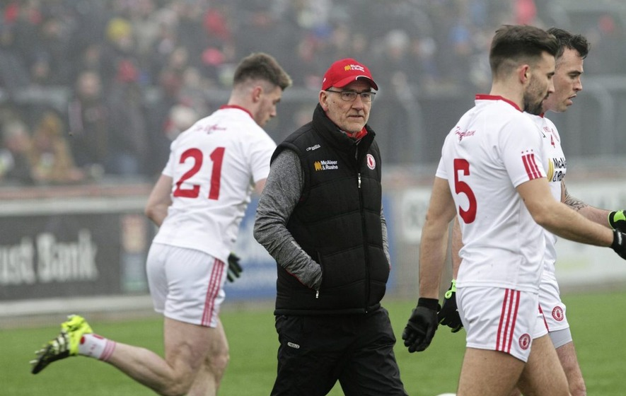 CPA question sanctions amid Tyrone fixtures row