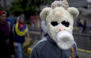 Anti-Chavista protest movement gains strength in Venezuela